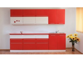 Mobila bucatarie Red Passion